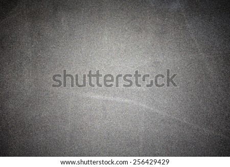 Gray and grainy texture - stock photo