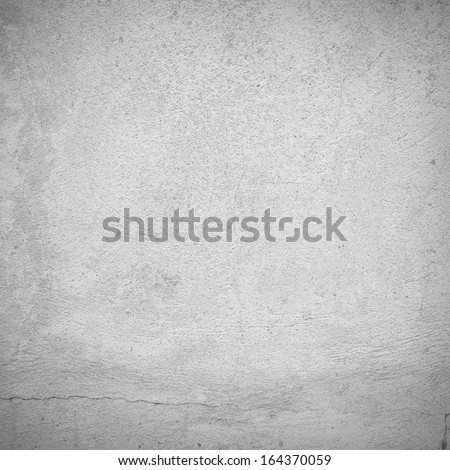 gray background delicate cracked wall texture - stock photo