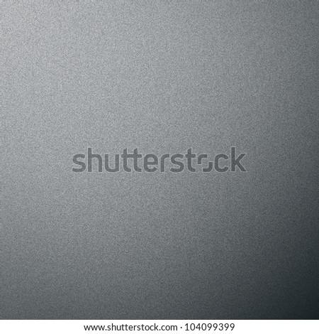 gray background, metallic texture - stock photo