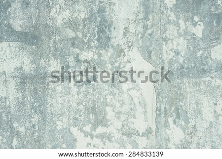 Gray background of the concrete wall texture. - stock photo