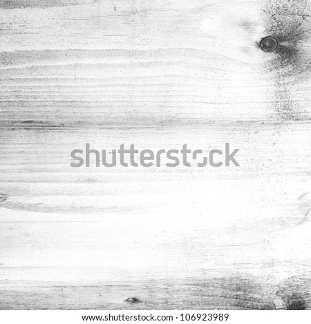 gray background with black and white wood texture - stock photo