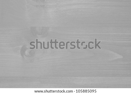 gray background with delicate wood texture - stock photo