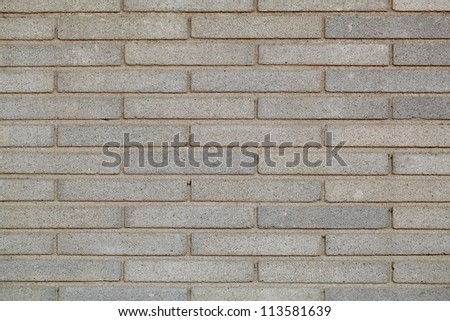 Gray brick background grungy seamless texture wall