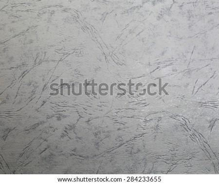 gray cardboard. background - stock photo