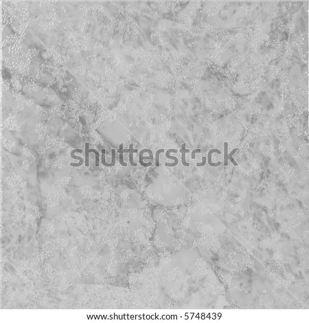 Gray ceramic tile with sand texture - stock photo