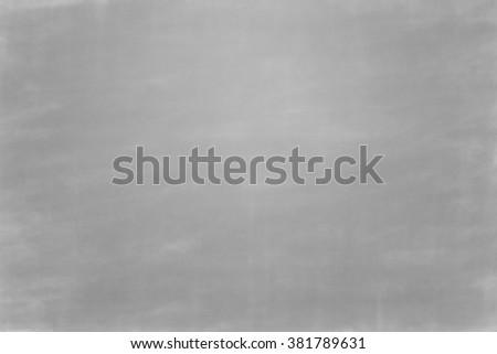 Gray Chalkboard Texture - stock photo