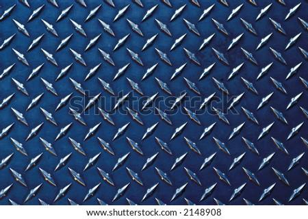 gray colored diamond plate background stock photo 2148908