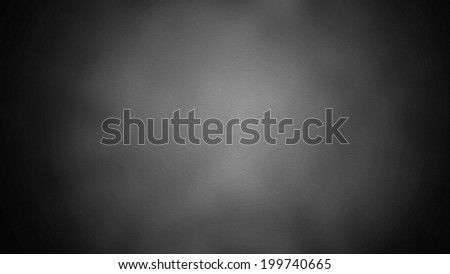 gray foggy abstract background - stock photo