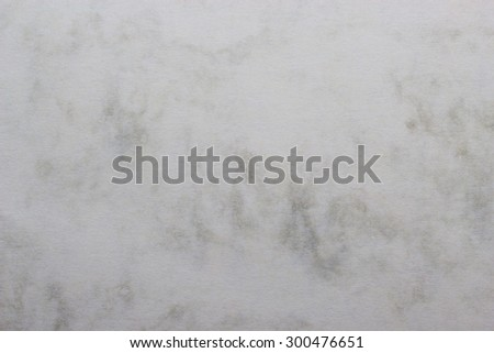 Gray grunge background paper texture stained page