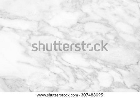 Gray light marble stone texture background - stock photo