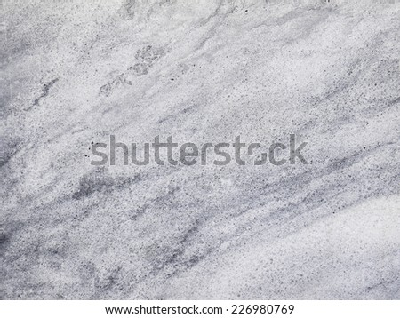 Gray marble surface texture for background - stock photo