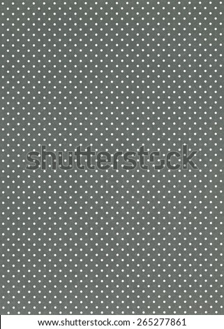 Gray paper background with pattern - stock photo