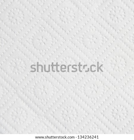 gray paper napkin texture or background - stock photo