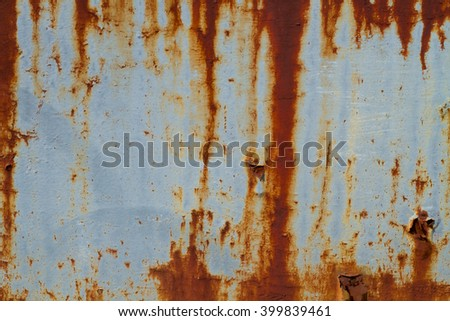 gray rusty metal texture background - stock photo