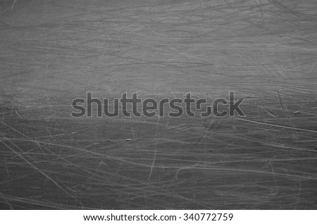 gray-scale scratched background - stock photo