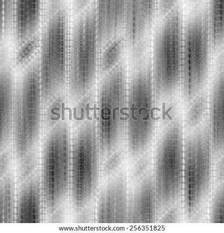gray seamless weaving texture pattern under glass - stock photo