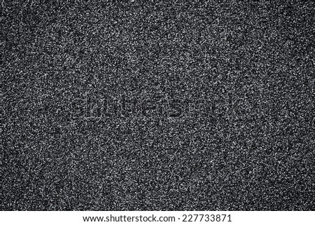 Gray small granite stone floor or wall  background texture - stock photo