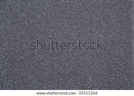 gray spongy background - stock photo