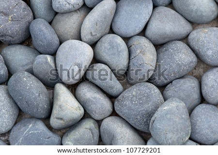 Gray stone texture background - stock photo