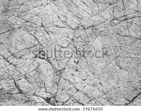 Gray stone. Texture or background. - stock photo