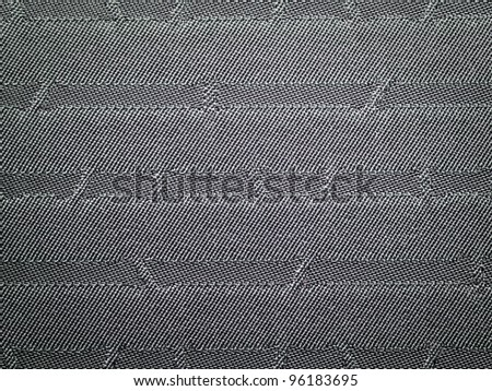 gray textile pattern texture or background - stock photo