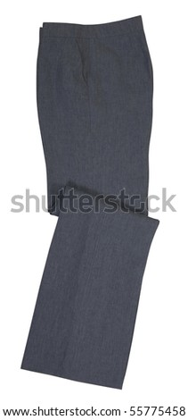 gray trousers pants