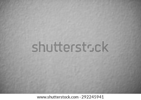 Gray walls blurred background