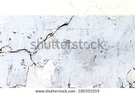 gray white painted surface - stock photo