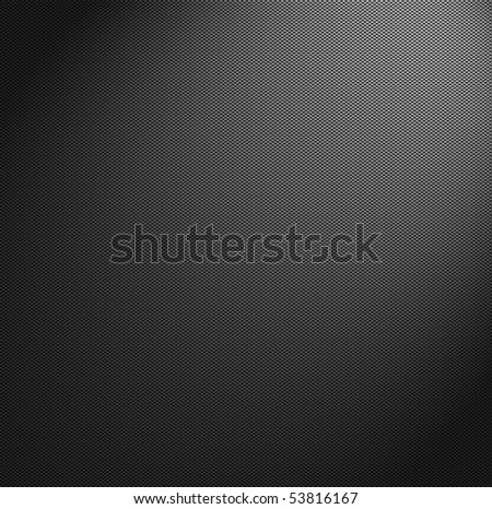 great background image of closeup carbon fiber - stock photo