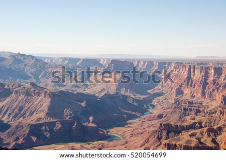 Great Grand Canyon, Arizona USA