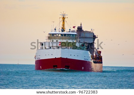 Great Lakes Vessel