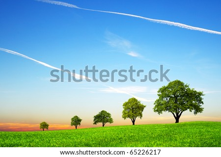 Great Nature - stock photo