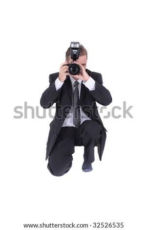 great stock photographer - stock photo