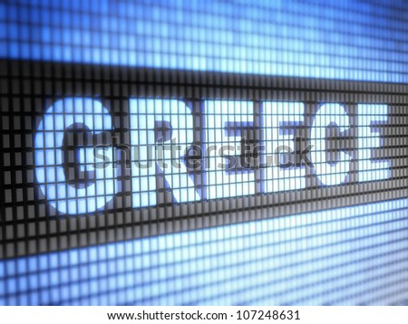 Greece.  Full collection of icons like that is in my portfolio