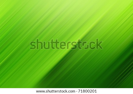 Green abstract dynamic background - stock photo