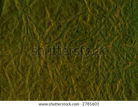 Green  abstract painting background.