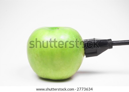 Green Apple Plugged In