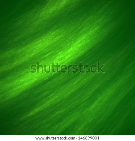 green background abstract cloth with glittery lights illustration, wavy folds of silk texture satin or velvet material, gray luxurious background or wallpaper design of elegant curves, green material - stock photo