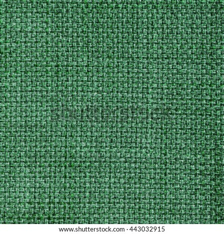 green background based on textile texture