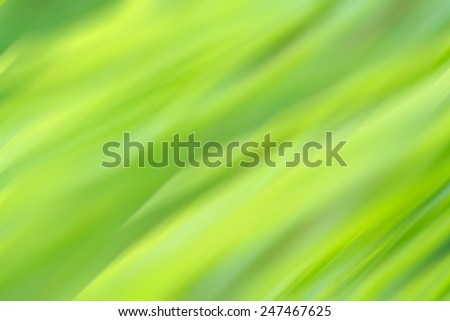 green background oblique lines texture - stock photo