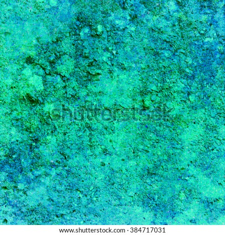 green background texture cement wall - stock photo