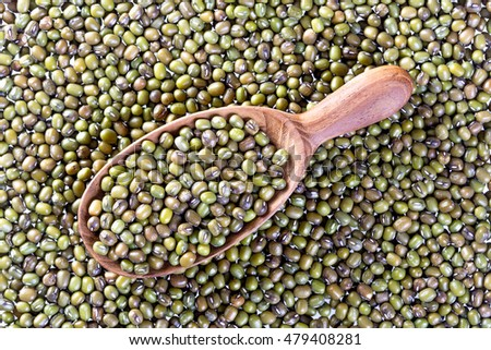 Green bean or mung bean