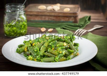 Pistachio Pesto Stock Photos, Images, & Pictures | Shutterstock