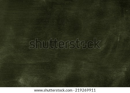 Green Blackboard./ Green Blackboard - stock photo