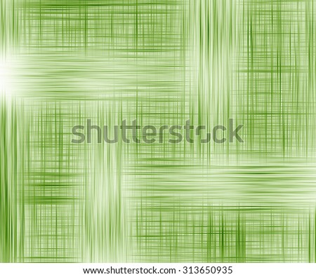 Green bright background abstract with reflection