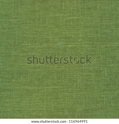 green canvas - stock photo