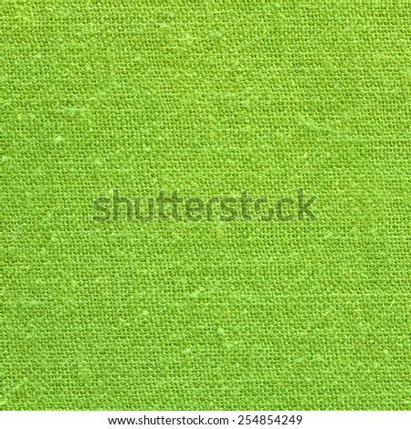 Green Canvas Background/ Green Canvas Background - stock photo