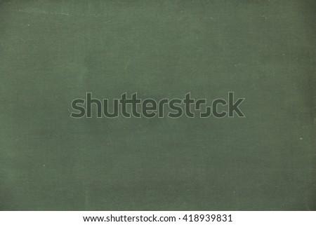 green chalkboard texture - stock photo