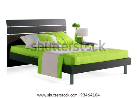 green covers - stock photo