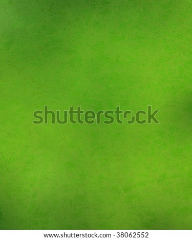 green cracked and marbled background - stock photo